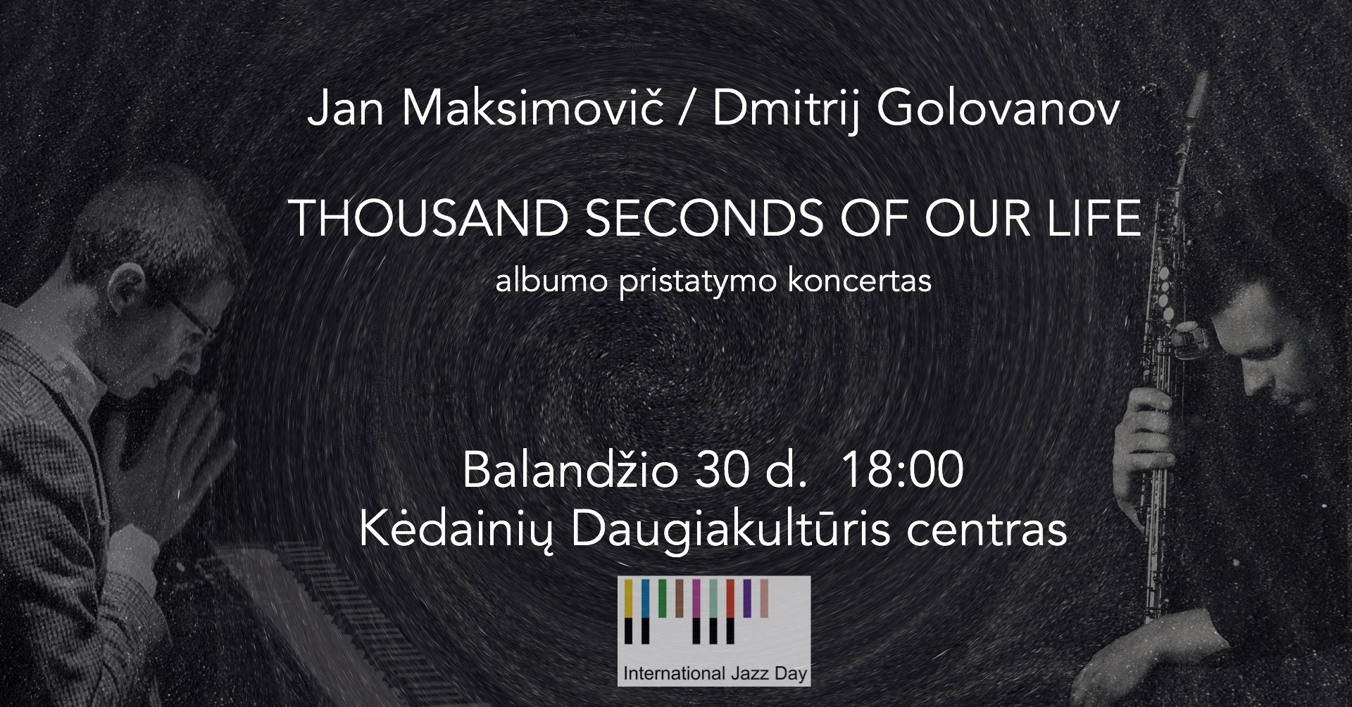 "Albumo ""Thousand Seconds Of Our Life"" pristatymas"